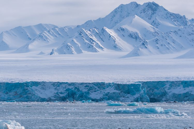 Seberapa Dingin Bumi di Zaman Es Terakhir? Ini Penjelasan Peneliti