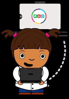 netbook del PAD primaria