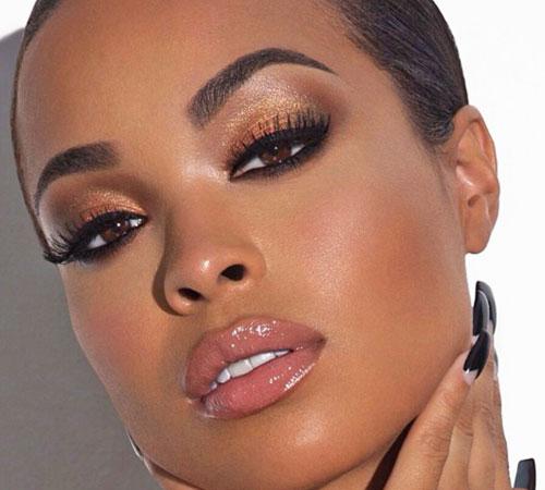 Maquillaje para pieles oscuras y negras