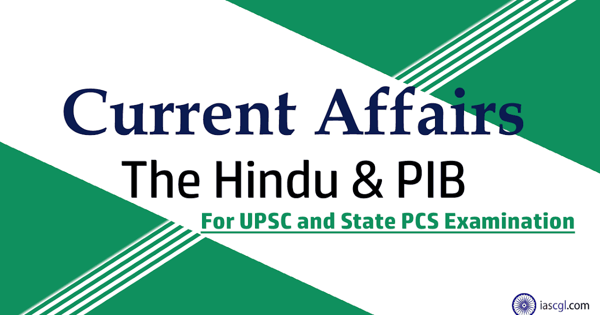 Vision IAS Monthly Current Affairs March 2019 PDF