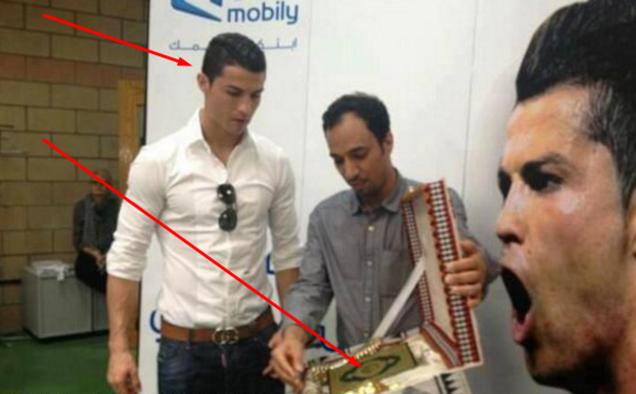 C. Ronaldo Menolak Tawaran Iklan PEPSI Karena Dia Tahu Keuntungan Penjualan Bakal Diberikan Kenegara Penghancur Islam