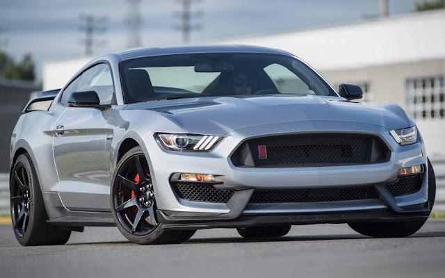 Ford Mustang Shelby 350R 2020 tem atualização nos EUA - fotos