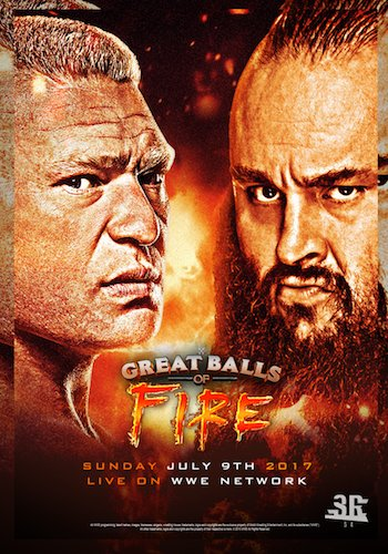 WWE Great Balls Of Fire 2017 PPV Full Episode Free Download