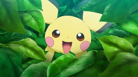 Capitulo 1 Serie Viajes Pokémon: ¡Nace Pikachu!
