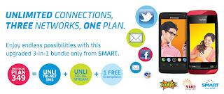 Smart Unli Social Plan 349