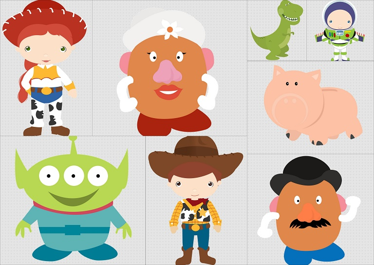 Image result for free toy story clipart