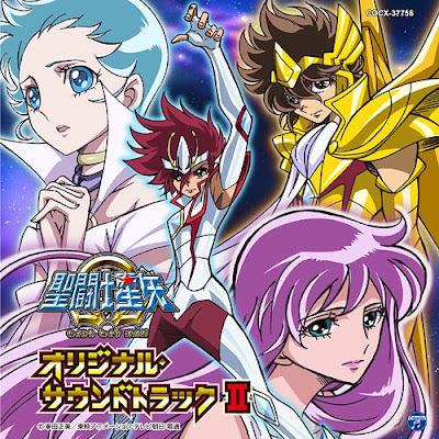 Saint Seiya Omega -  Original Soundtrack Toda la discografia