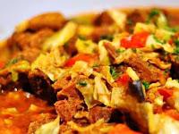 Resep masakan tongseng ayam yang nikmat dan lezat