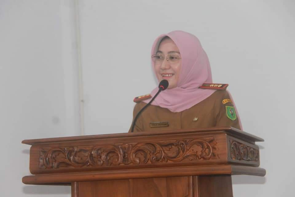 Dinas P3AP2KB Kabupaten Natuna Gelar Pertemuan 1000 HPK Kepada Ibu dan Keluarga di Kelurahan Ranai