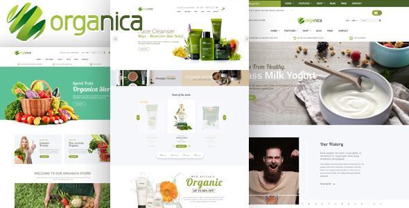Organica v1.5.1 - Mỹ phẩm hữu cơ, làm đẹp, tự nhiên
