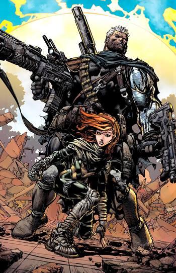 Cable es un mutante de Marvel Comics