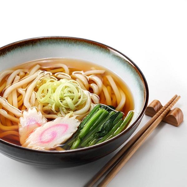 Mì Udon truyền thống của Hàn Quốc