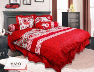 Katalog terbaru sprei my love 2016 new edition