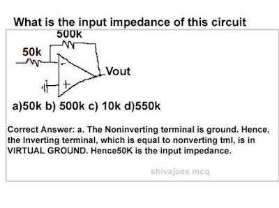 Op Amp and Timer Shivajees MCQ