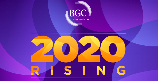 BGC, ABS-CBN hold the biggest New Year's Countdown to 2020!