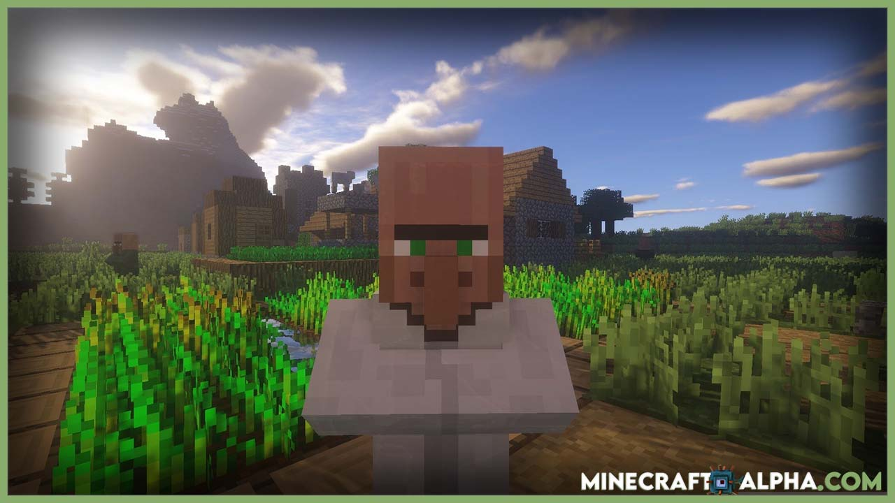 What Do Villagers Eat In Minecraft? (How to Feed Villagers)