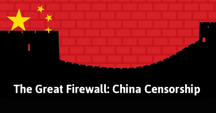 The Great Firewall: China Censorship and Recent Hong Kong Protests