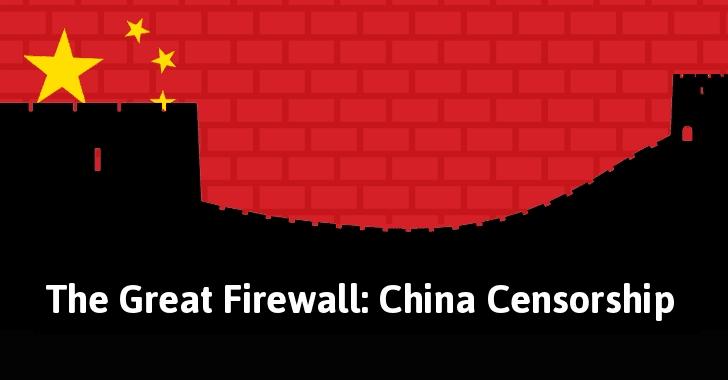 The Great Firewall: China Censorship and Recent Hong Kong Protests