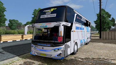 Jetbus 3 UHD Adudu Edit Diny ETS2 1.30 – 1.38