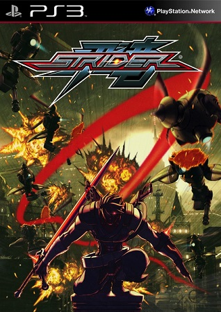 strider - STRIDER [MULTI][Region Free][FW 4.4x][DUPLEX] PS3