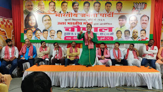 #JaunpurLive : भाजपा का महापौर बना तो फेरीवालों को मिलेगा न्याय और आत्मसम्मान–राजहंस सिंह