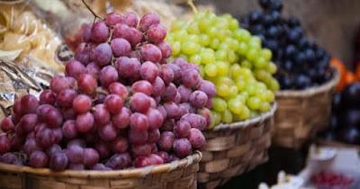 فوائد العنب للصحة و الجمال
