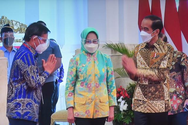 Presiden Jokowi: Pengendalian Virus Covid-19 Jadi Prioritas Utama