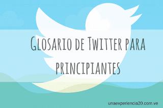 Glosario-Twitter-Principiantes