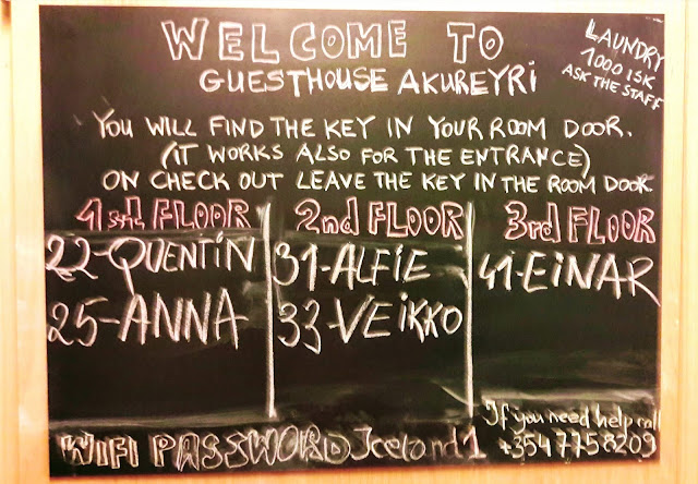 Welcome to Guesthouse Akureyri