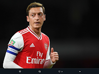 Have a Meeting with DC United, Mesut Oezil Will Play in America?