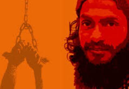 Ich bin ein Gefangener in Guantanamo Bay und ich habe eine Botschaft für Präsident Biden