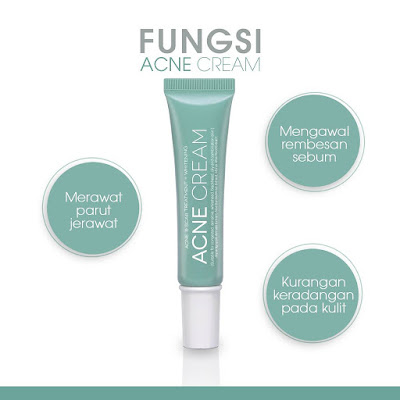 Acne Cream Sendayu Tinggi