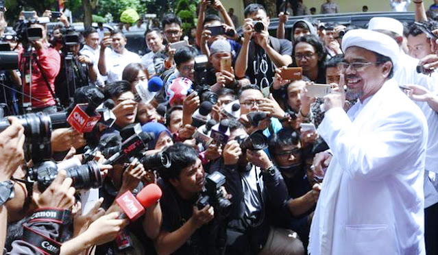 Babak Baru! Polda Metro Jaya Menetapkan Habib Rizieq dan 5 Orang Ini sebagai Tersangka