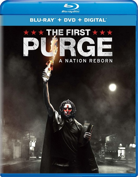 The First Purge (12 horas para sobrevivir: el inicio) (2018) m1080p BDRip 12GB mkv Dual Audio DTS-X 7.1 ch