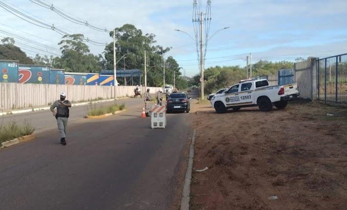 Brigada Militar realiza ações preventivas em Cachoeirinha