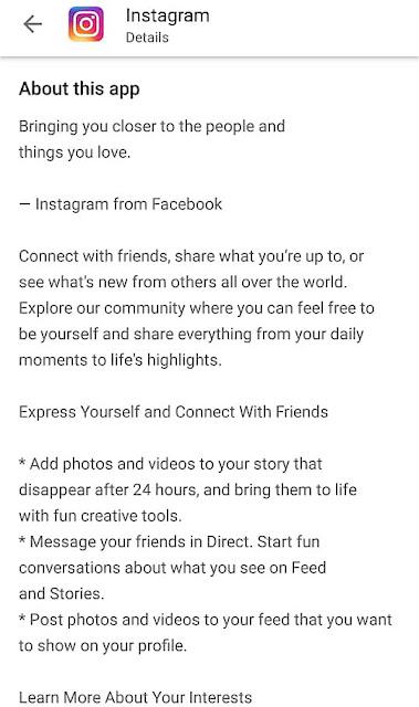 Inilah Alasan Instagram dan Facebook Ganti Nama