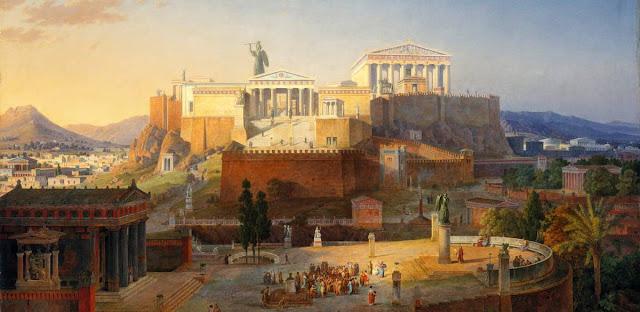 Grecia e historia de las ideas politicas