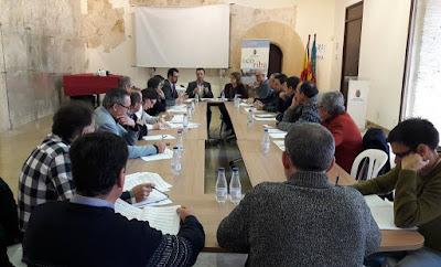 El Consell y los ayuntamientos incrementan su colaboración para trabajar conjuntamente por el Parque Natural del Turia