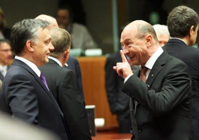 Orbán Viktor, Traian Băsescu, román nemzeti ünnep, magyar-román kapcsolatok, magyarellenesség, Izsák Balázs, Székely Nemzeti Tanács