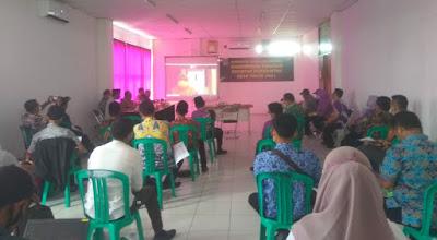 Kecamatan Pakuhaji Gelar Singkronisasi Program 2021