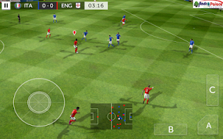 Download First Touch Soccer 2015 v2.09 MOD APK