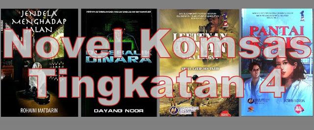 Novel Di Sebalik Dinara Komsas Tingkatan 4 2015-2020