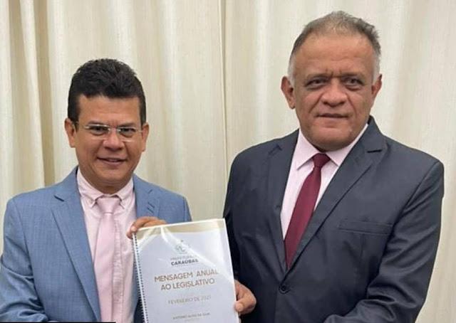 Prefeitura de Caraúbas com apoio Câmara Municipal preparam ação social para famílias de baixa renda afetadas pela Pandemia