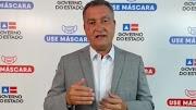 Governador da Bahia decreta lockdown em 90% do Estado no fim de semana