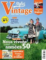 Une revue bimestrielle sur le vintage