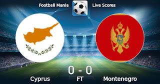 «Кипр » — «Черногория »: прогноз на матч, где будет трансляция смотреть онлайн в 19:00 МСК. 05.09.2020г.