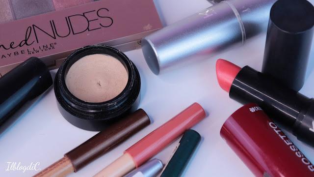 Progetto smaltimento makeup 2021