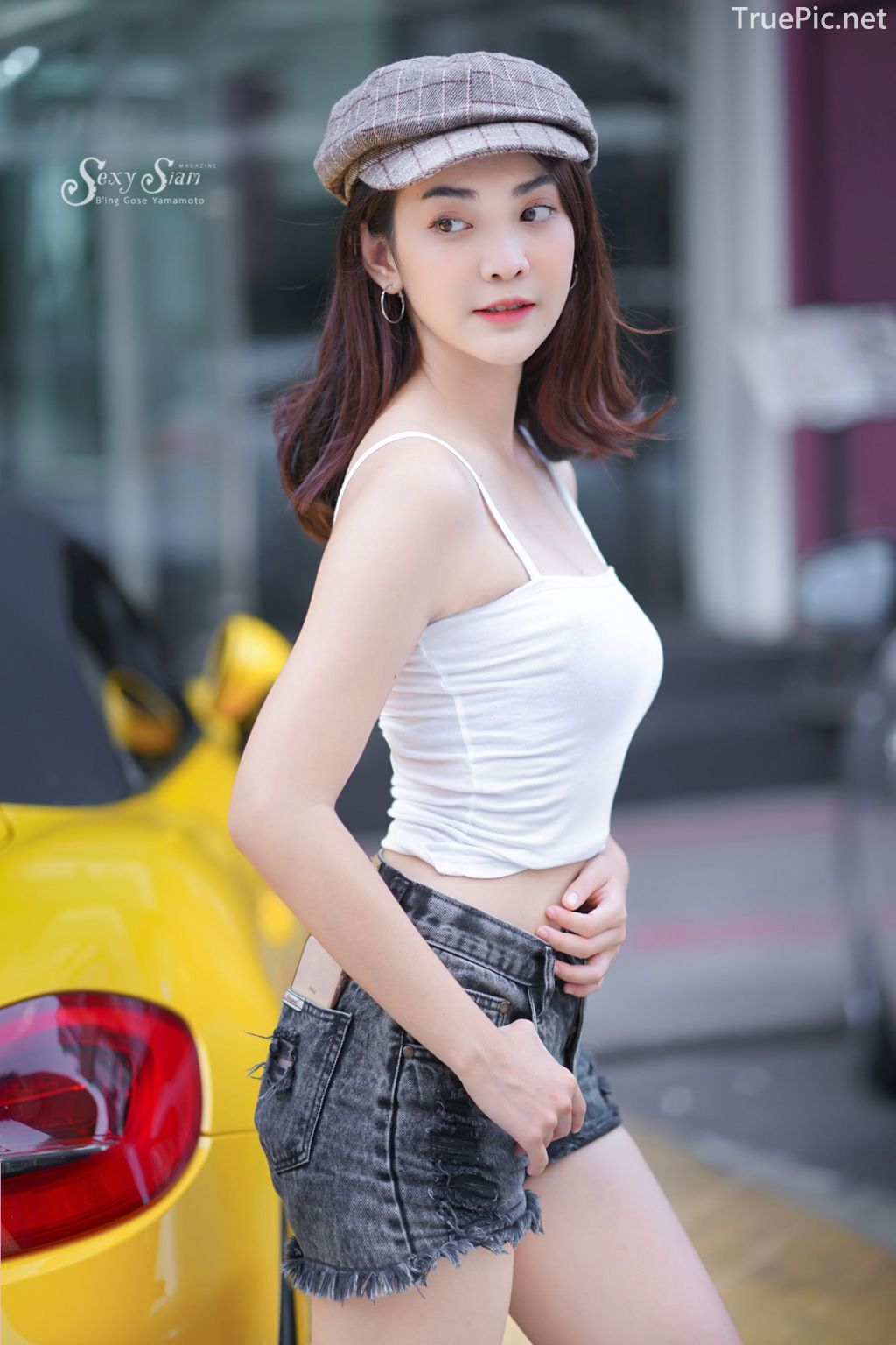 Thailand beautifil girl - Wannapon Thongkayai - The Angel on the City Street - TruePic.net - Picture 10