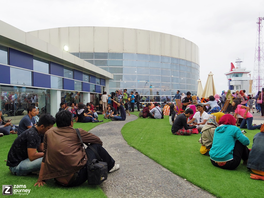 Roof top Surabaya North Quay