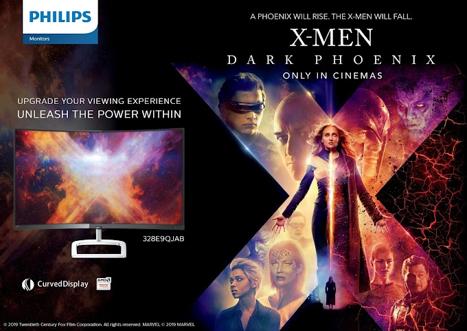 Philips Partners with Twentieth Century Fox to Premiere X-Men Dark Phoenix In Manila, Launch Exclusive Promo